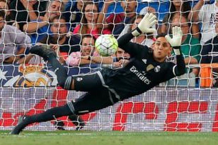 Penjaga gawang Real Madrid, Keylor Navas.