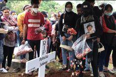 Derai Air Mata dan Harapan Terungkapnya Penyebab Kebakaran Lapas Tangerang Iringi Petra Eka ke Peristirahatan Terakhir...