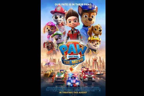 Sinopsis Paw Patrol: The Movie, Para Anak Anjing Kembali Beraksi
