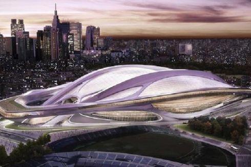 Inilah Penampakan Stadion Olimpiade Tokyo 2020