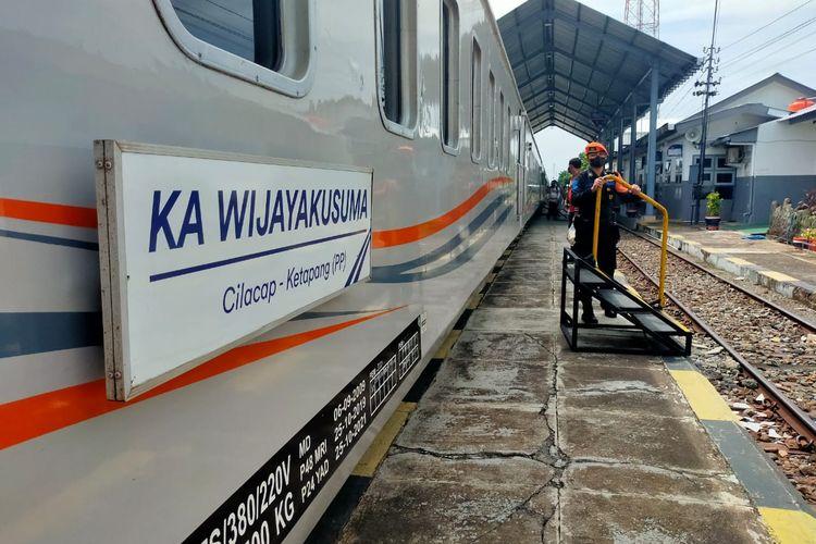 PT KAI Daop 9 Jember kembali mengoperasikan layanan kereta api jarak jauh Wijaya Kusuma