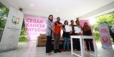 YMGPI Hibahkan Alat Pendeteksi Dini Kanker untuk Dompet Dhuafa