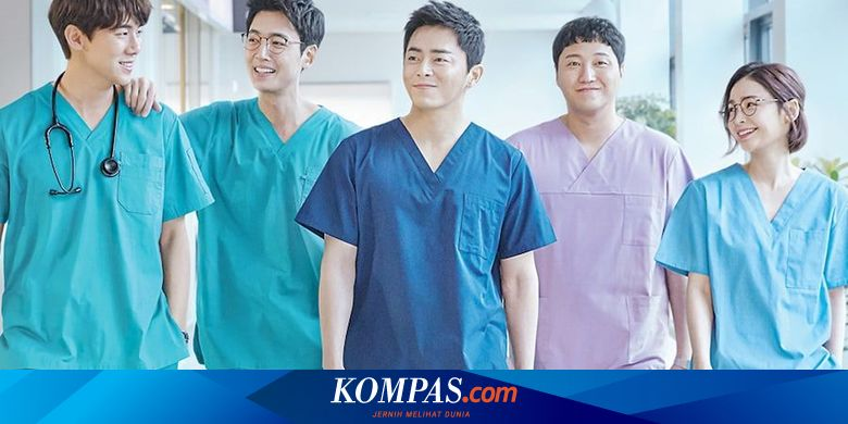 Tamat, Episode Terakhir Hospital Playlist Raih Rating Tertinggi