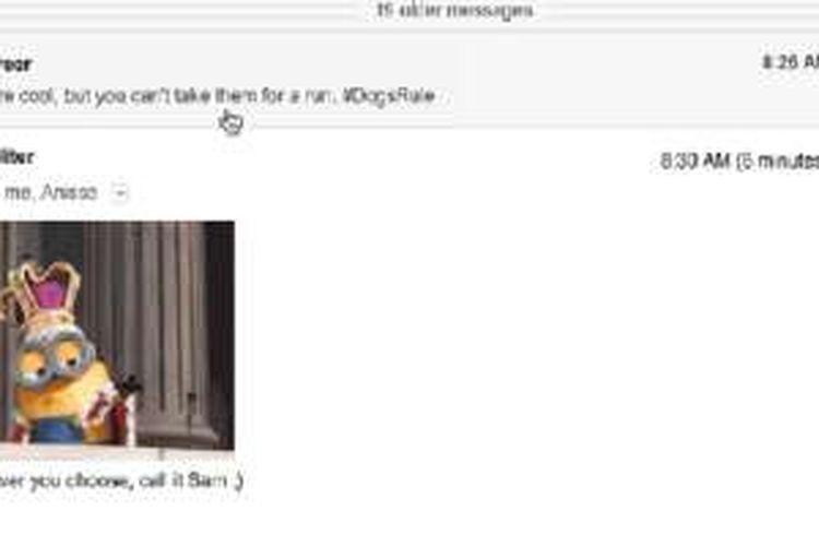 Google minta maaf atas kemunculan GIF minion pada Gmail untuk memperingati April Mop