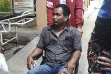 Seorang Sopir Taksi Online Dianiaya 10 Orang Saat Cari Perlindungan di Polrestabes Pelembang