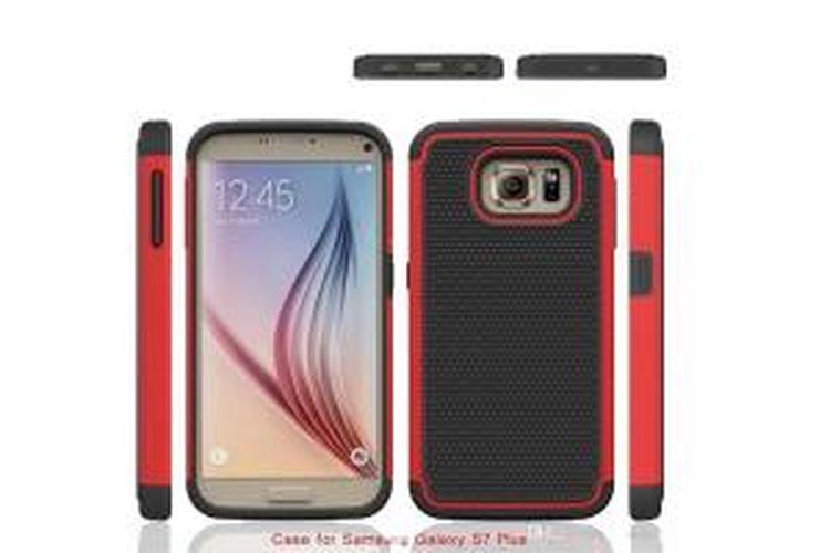 Bocoran wujud Samsung Galaxy S7