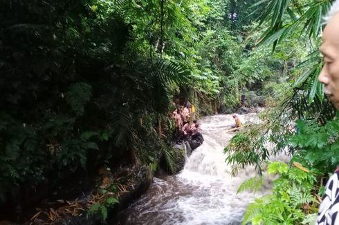 Susur Sungai, Ratusan Siswa SMPN di Sleman Terseret Arus Banjir
