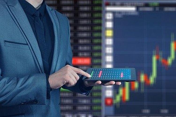 Ilustrasi saham, cara membeli saham (cara beli saham)