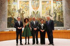 Menlu Bersyukur Indonesia Jadi Anggota Tidak Tetap Dewan Keamanan PBB
