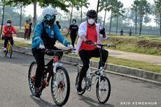 Menhub: Sepeda Bisa Jadi Penghubung Transportasi Publik yang Baik