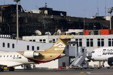 Jet Tempur Tak Dikenal Serang Milisi Islam Libya