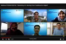 Undang CEO MarkPlus Inc, PPSDM KEBTKE Selenggarakan Webinar Marketing di Era 4.0