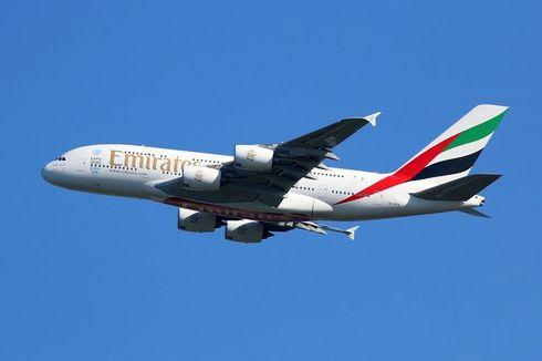 Pesawat Emirates Berpenumpang 326 Orang Alami Turbulensi, 11 Penumpang Terluka
