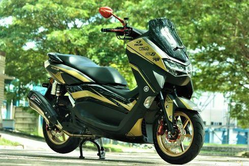 Yamaha Jambi Buat Program Modifikasi Nmax dan XSR155