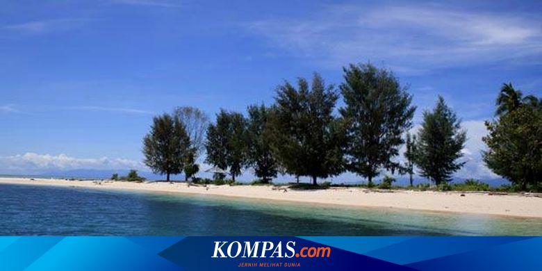 Ombak Pulau Sopi Pikat Turis Asing