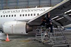 Jelang Musim Mudik, GMF Pastikan Suku Cadang Pesawat Mencukupi
