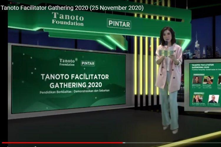 Tanoto Facilitator Gathering (TFG) adalah acara tahunan untuk memberi apresiasi kepada fasilitator Program Pintar yang terdiri dari guru, kepala sekolah, dan pengawas di daerah mitra, serta dosen di LPTK mitra Tanoto Foundation.
