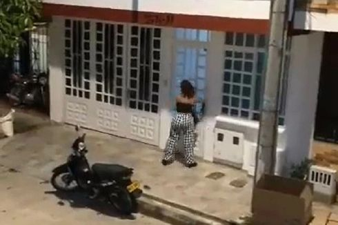 Pacarnya Datang Marah-marah, Pria Ini Turunkan Selingkuhannya dari Balkon Rumah