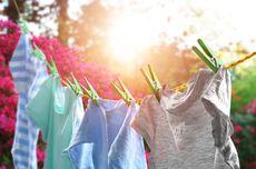 Plus Minus Mengeringkan Pakaian dengan Mesin Pengering dan di Udara