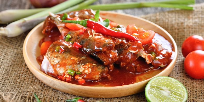 ikan sarden segar masak  sedap hybrid art Resepi Ikan Sardin Segar Enak dan Mudah