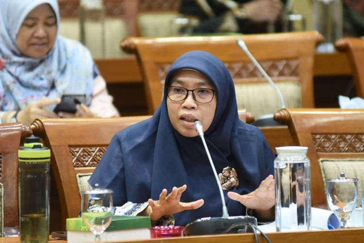 Anggota Komisi IX DPR RI Netty Prasetiyani.