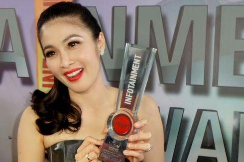 Sandra Dewi Tak Sabar Bertemu Kakek dan Nenek untuk Rayakan Imlek