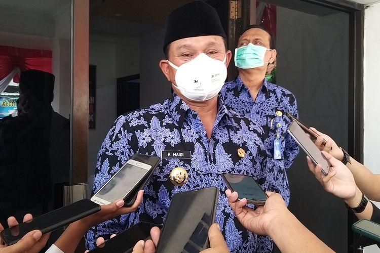 Wali Kota Madiun Maidi.