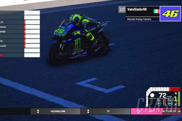 Virtual Race MotoGP 2020