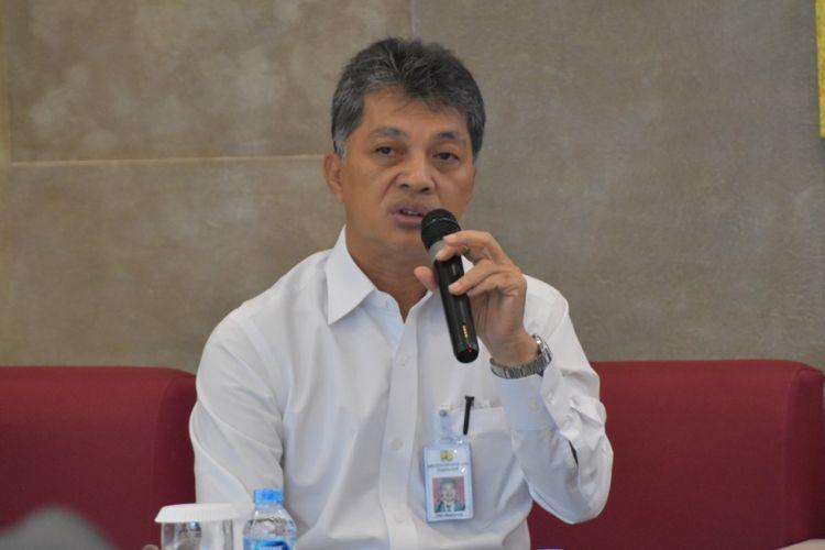 Direktur Jenderal SDA Kementerian PUPR Hari Suprayogi