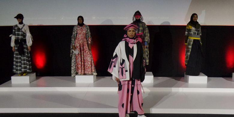Muslim Fashion Festival Indonesia (Muffest) 2019 akan menghadirkan busana dengan empat tema, yakni Exuberant, Neo Medieval, Svarga, dan Cortex.