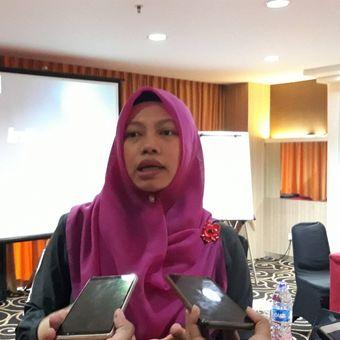 Direktur Eksekutif Perkumpulan untuk Pemilu dan Demokrasi (Perludem) Titi Anggraini.