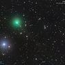 Komet Lemmon Tampak Petang Ini, Simak Ciri Penampakannya