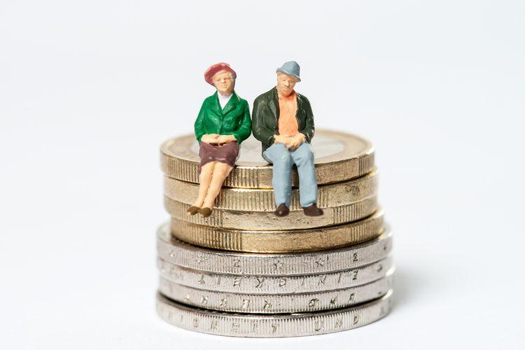Ilustrasi dana pensiun