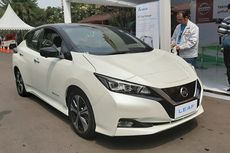 Bisa Jajal Nissan Leaf di IEMS 2019