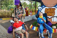 Senyum Riang Anak Penyintas Kanker di TMII, Sejenak Lepas dari Rumah Sakit
