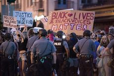 Demo Rusuh atas Kematian George Floyd Terus Meluas, Kondisi WNI di AS Aman
