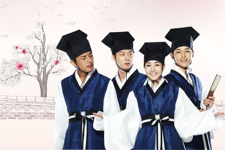Drama Korea Sungkyunkwan Scandal