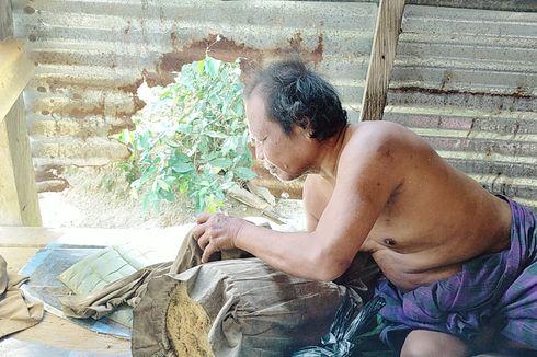 Kisah Abas Hidup Bersama Ayam, Diasingkan Keluarga Akibat Depresi karena Ditinggal Istri