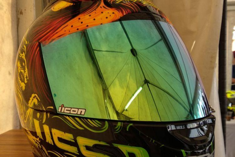 Pemilihan dan perawatan helm impor butuh perlakuan khusus