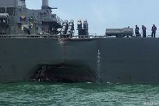Serangan Siber Penyebab Tabrakan Kapal-kapal Perang AS di Asia?