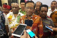 Jelang HUT OPM, 5 Pejabat Tinggi Negara Berada di Papua