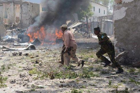 Serangan Bom Bunuh Diri untuk Mendagri Somalia, Tewaskan 8 Orang