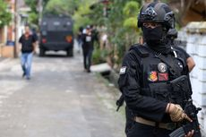 Dua Terduga Teroris Ditangkap Terkait Penyerangan Polda Riau