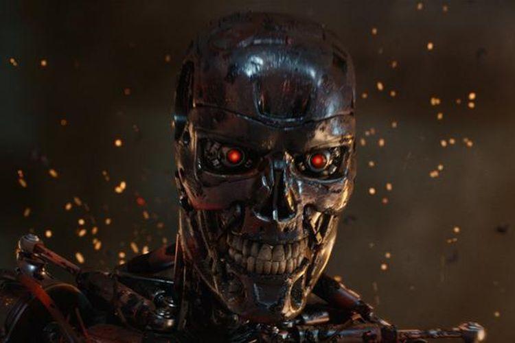 Terminator, salah satu Humanoid dalam fiksi