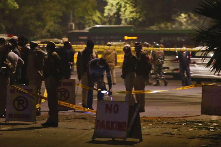 Seorang pejabat Israel menyebut insiden ledakan Jumat sore itu sebagai aksi terorisme.