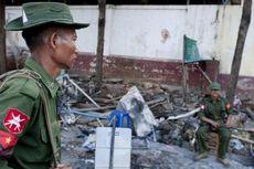 Pertama dalam Sejarah, Myanmar Ajak Perempuan Jadi Tentara