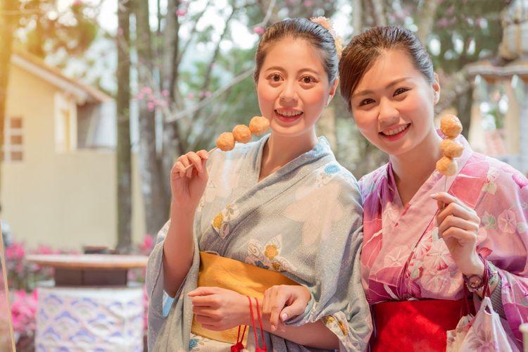 Gadis Jepang