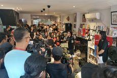 Kios Kecil dan Sayup Suara Dokumen TPF Pembunuhan Munir