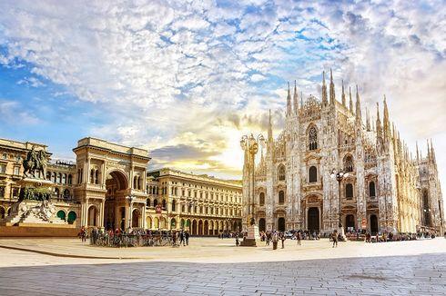 Protokol New Normal Italia untuk Perjalanan Internasional, Seperti Apa?