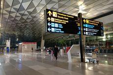 Panduan Check-in Penerbangan Domestik di Bandara Soekarno-Hatta Saat Pandemi